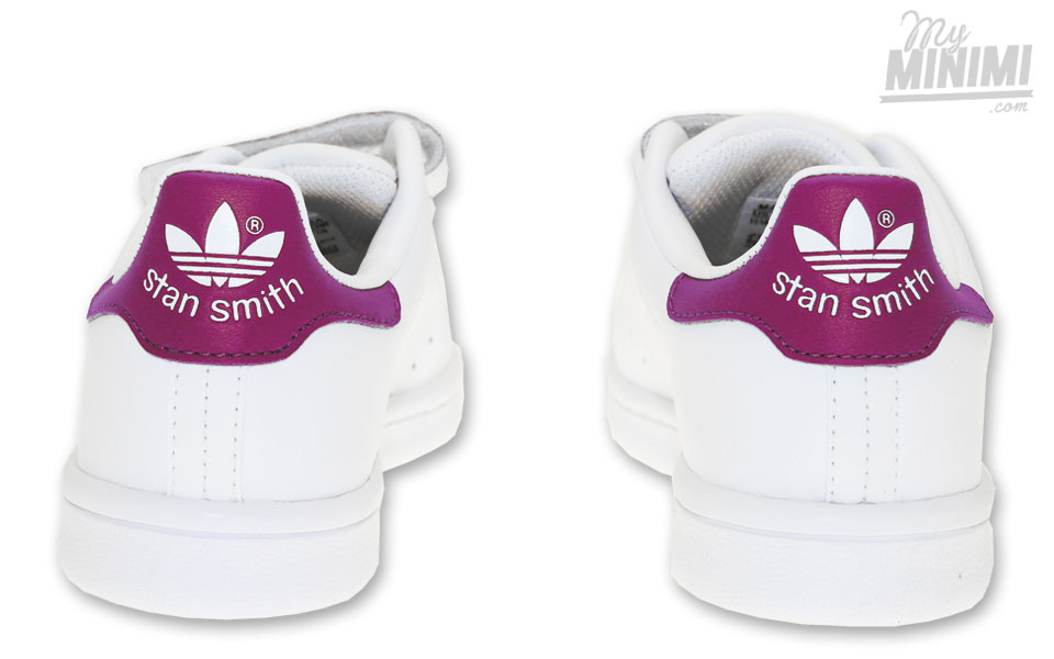 Basket Stan Smith Rose