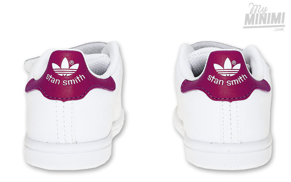 adidas stan smith fushia
