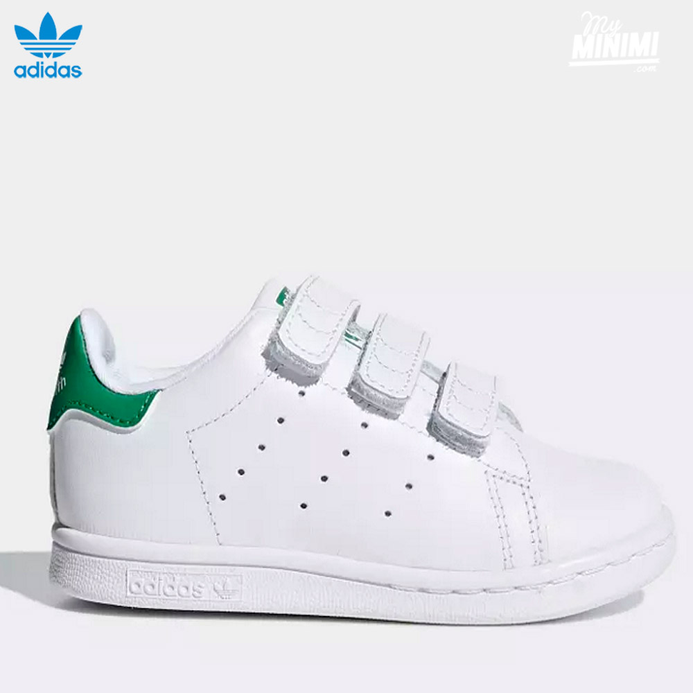 ... Photo adidas stan smith CF I - BASKET ENFANT DU 19 AU 27 - BLANC
