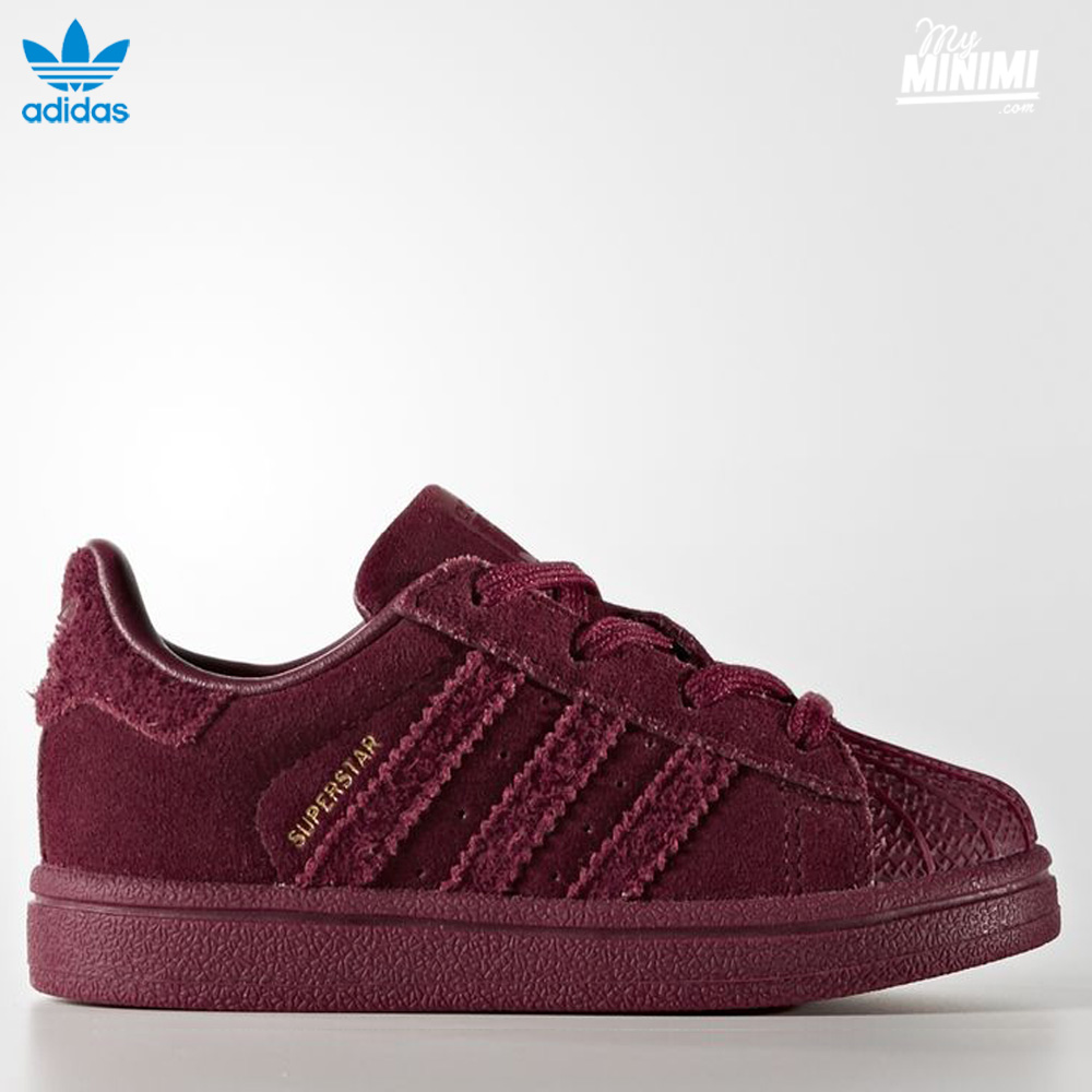 superstar suede enfant