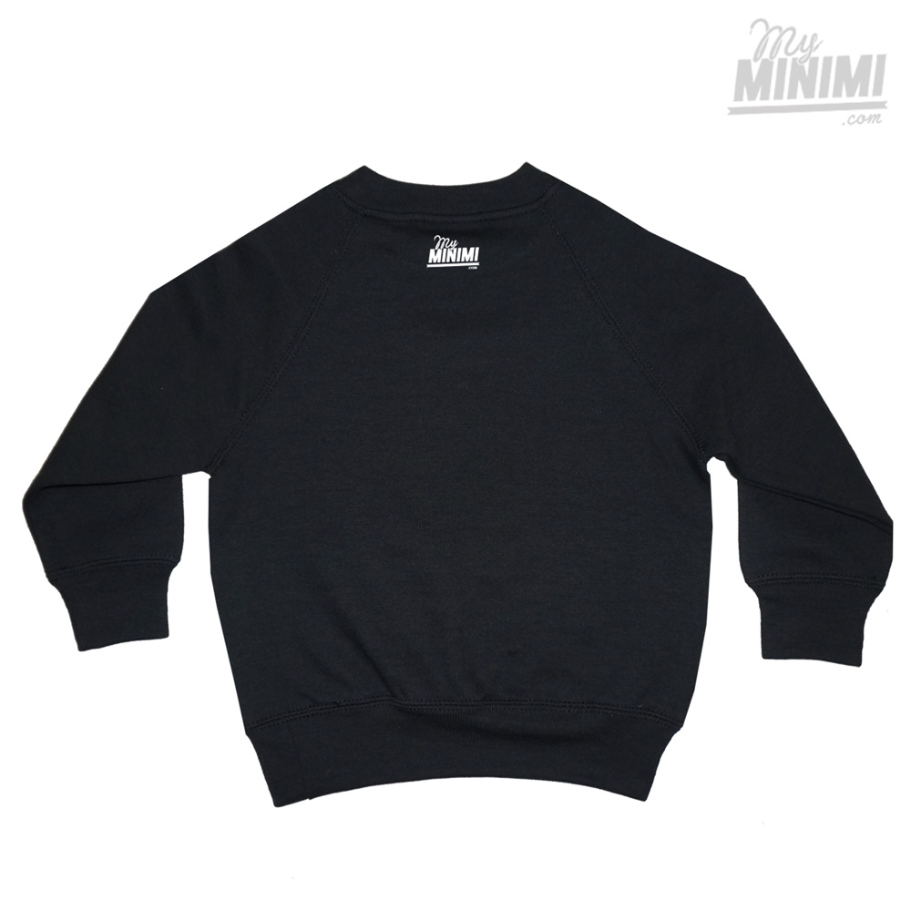 my minimi brand custom sweatshirt straight outta noir et blanc. Black Bedroom Furniture Sets. Home Design Ideas