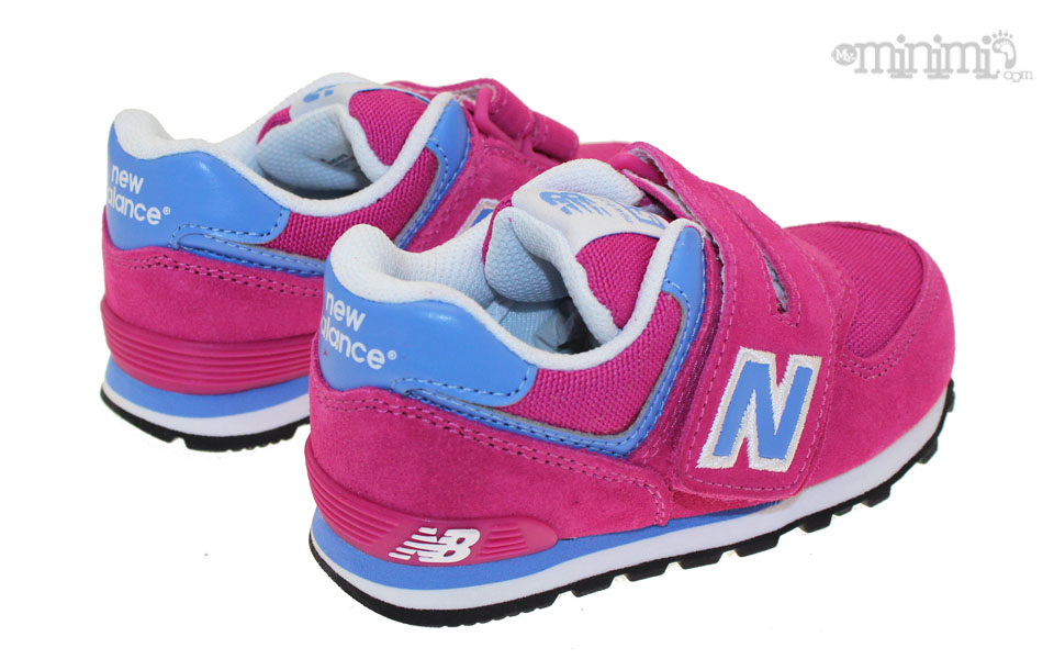 basket new balance fille 23