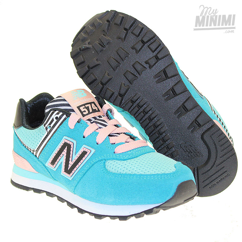 new balance enfants fille 574