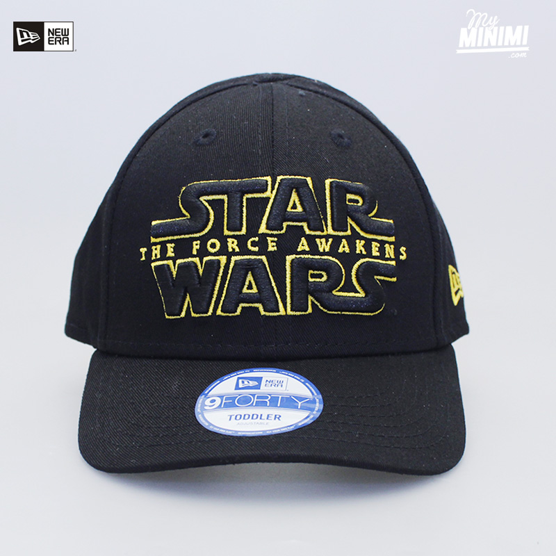 Photo NEW ERA casquette 1 à 3 ans Bébé - Star Wars - Noir