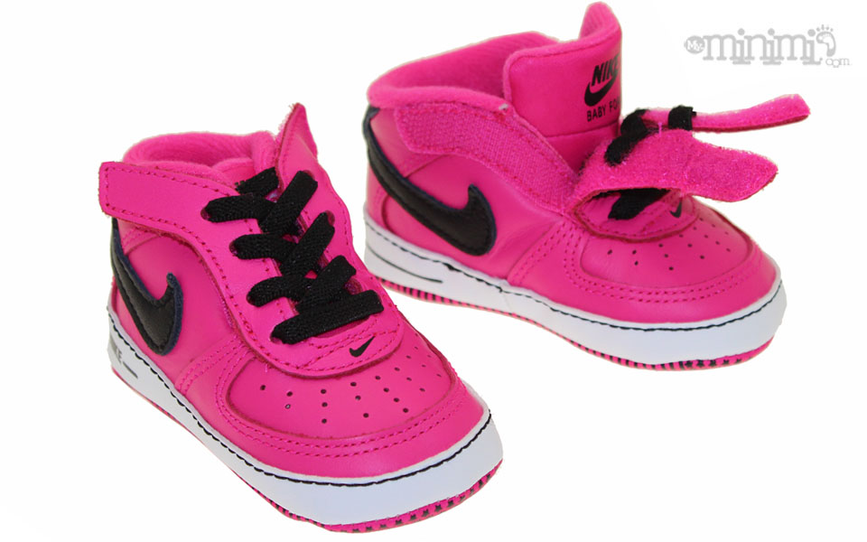 dames nike shox formateurs , Air Max Bebe Fille Rose Et Noir