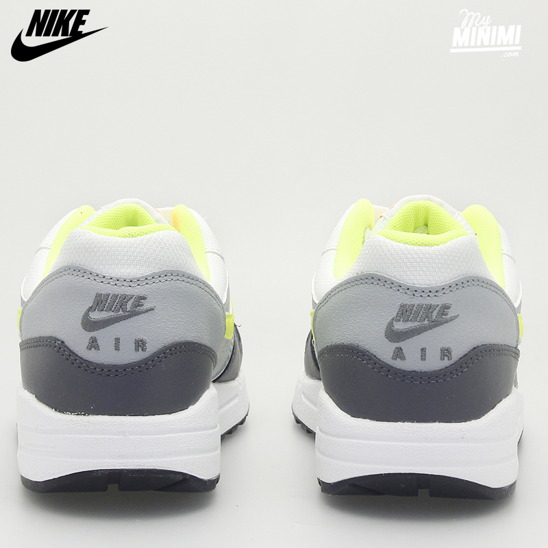 Nike Air Max Gris Et Fluo