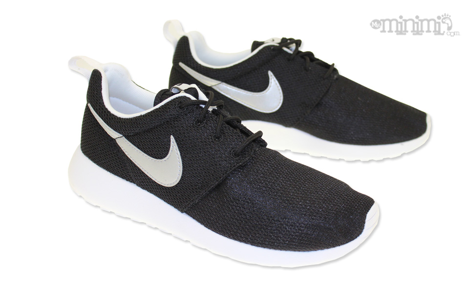 check-out 2f412 94d50 Nike Roshe Run Noir Et Grise levidence-beaute.fr
