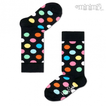 Happy Socks chaussettes enfant Dot - Multicolore