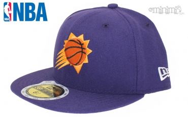 Casquette enfant New Era 59 Fifty NBA - Phoenix Suns Violet