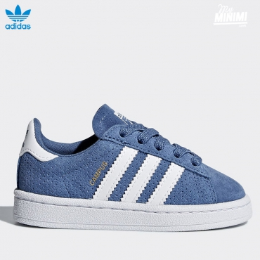 adidas Originals Campus - baskets enfant du 19 au 27 - bleu