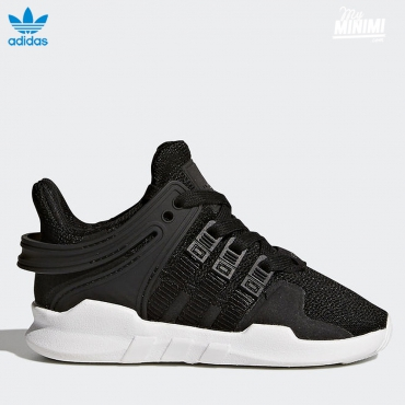adidas Originals EQT Support ADV I - baskets pour enfants - noir