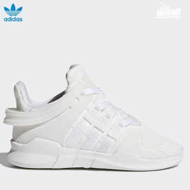 adidas Originals EQT Support ADV I - baskets pour enfants - blanc