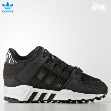 adidas Originals EQT Support I - baskets pour enfants - noir