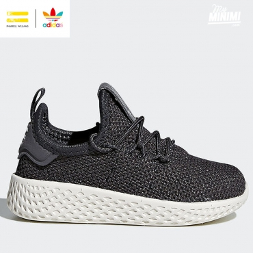 adidas originals Hu Pharrell Williams - baskets enfant du 19 au 27- noir