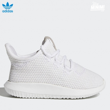 adidas Originals Tubular Shadow I - baskets pour enfants du 19 au 27 - blanc