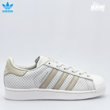 Photo adidas Superstar fashion - du 35 au 39 - beige