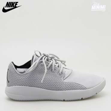 JORDAN ECLIPSE BP - baskets enfant du 28 au 32 - gris