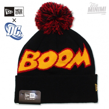 NEW ERA - Bonnet enfant 2 - 16 ans word - Boom
