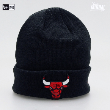 NEW ERA - Kids - Bonnet Chicago Bulls 0-2 ans INFANT Noire