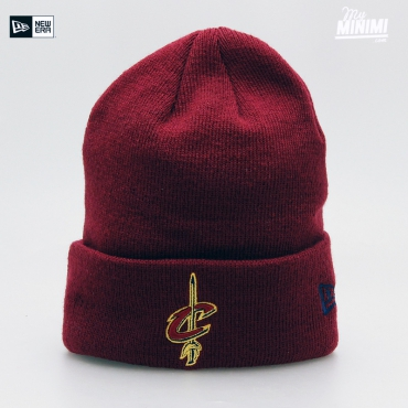 NEW ERA - Kids - Bonnet Cleveland Cavaliers 4-12 ans YOUTH Bordeaux