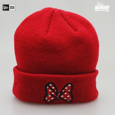 NEW ERA - Kids - Bonnet enfant 0-2 ans Minnie- Rouge