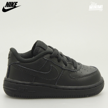 Nike Air Force 1 - baskets enfant TD du 20 au 27 - Noire