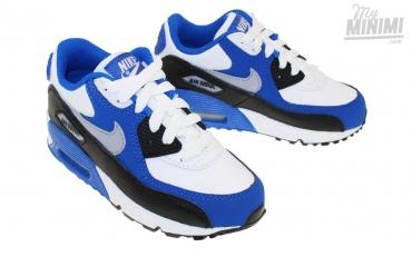 Nike Air Max Bleu Et Blanc