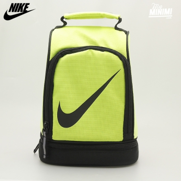 Nike Dome Lunch Bag Neon Jaune
