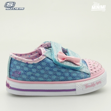 Skechers Twinkle Toes - Baskets enfant du 21 au 28 - SWEET STEPS