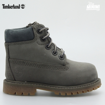 Timberland 6 Inch Premium Boot - Chaussures enfant du 20 au 30 - Canteen Waterbuck