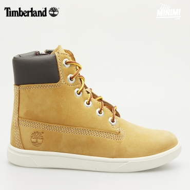 Timberland Earthkeepers Slim Cupsole - Chaussures enfant du 31 au 35 - Beige