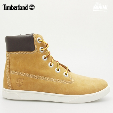Timberland Earthkeepers Slim Cupsole - Chaussures enfant du 36 au 39 - Beige