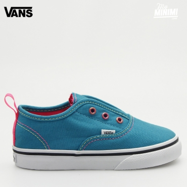 Vans Authentic V- Chaussures enfant du 20 au 26 - Iridescent Pop Capri