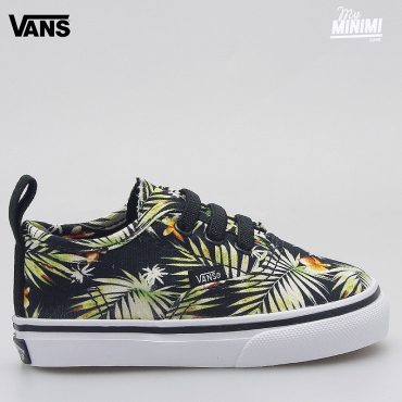 Vans Authentic V Lace Decay Palms - Baskets enfants du 19 au 26