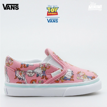 Vans Toy Story Slip On Bebé