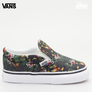 Vans Slip On - Baskets enfant du 19 au 26 - Chambray