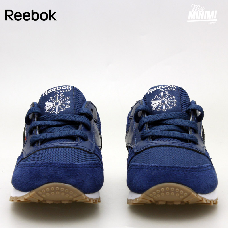 Au Du 27 Cl Enfants 19 Bleu Estl Reebok Leather Basket L34A5Rjq