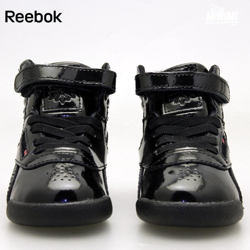 7967f8b1f1c5 reebok freestyle vernis. basket reebok freestyle hi noir ...