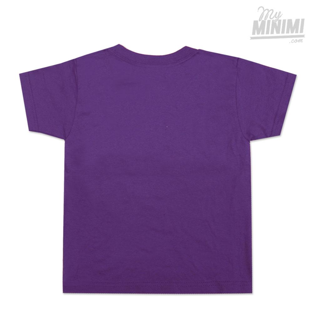 russell athletics tee shirt pour enfants de 1 12 ans violet. Black Bedroom Furniture Sets. Home Design Ideas