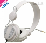 WESC Casque Audio OBOE Blanc