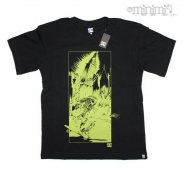 DC Shoes Tee shirt enfant Death Wheelie - Noir et lime