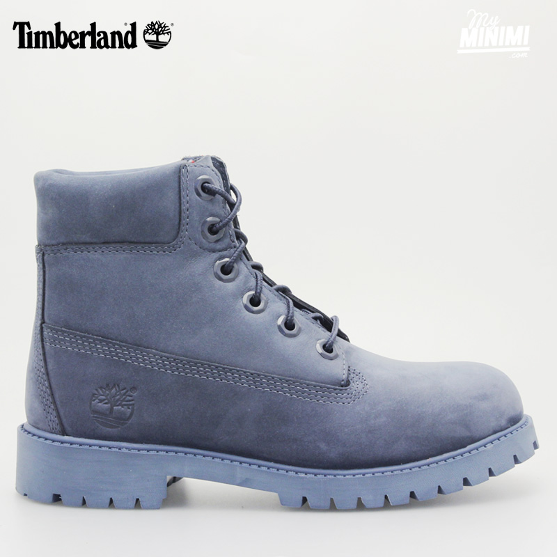 timberland bleu fonce