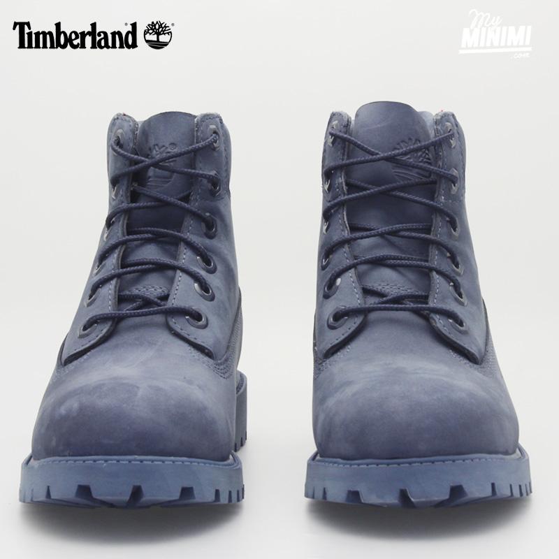 timberland bleu enfant