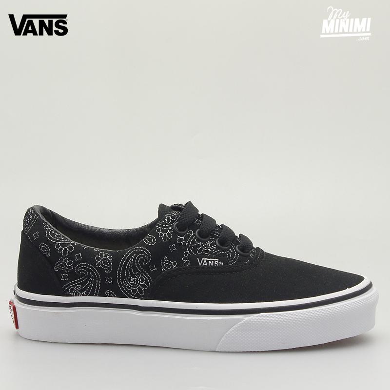 vans noir 35